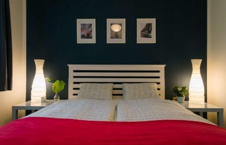 Balatoni családbarát apartmanok Keszthely - Toldi68 Apartmanház B apartman háló.