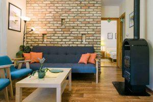 Keszthely - toldi68 apartmanház, nappali szoba - A apartman.
